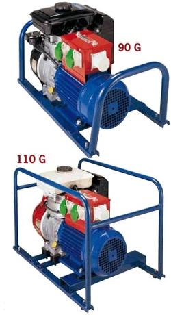 generatoriai 90g 110g 115g