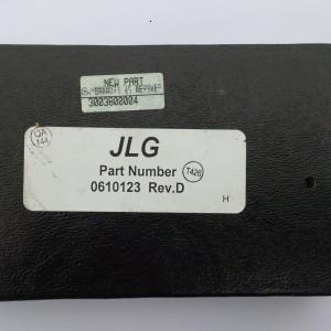 JLG valdymo blokas