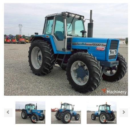 Traktoriai www.all-machinery.lt